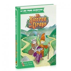 alla ricerca del drago libro game