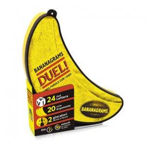 Bananagrams - Duel! Gioco per due giocatori