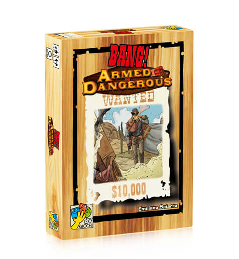 BANG! Armed & Dangerous espansione