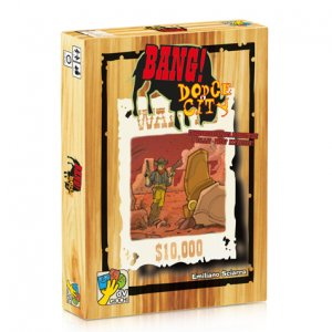 BANG! Dodge City - Gioco di Strategia espansione