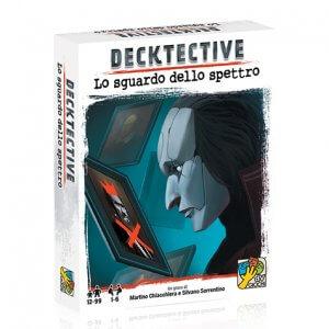 Decktective - Lo Sguardo dello Spettro - Gioco collaborativo o solitario
