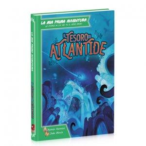 il tesoro di atlantide libro game