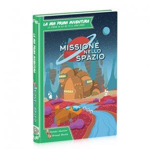 missione nello spazio libro game