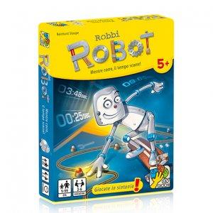 Robbi Robot - Gioco di Carte