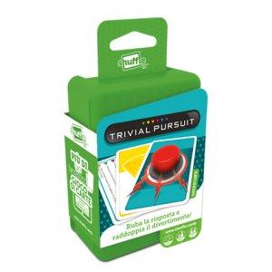 Trivial Pursuit -Shuffle - Gioco Tascabile
