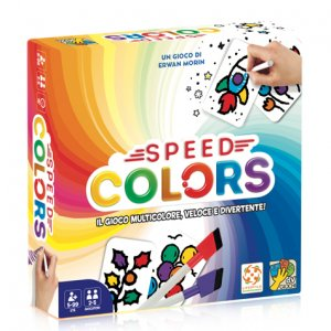 Speed Colors - Gioco di Carte multicolore