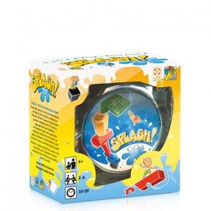 Splash è un gioco di destrezza, veloce e ricco di tensione.